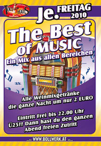 The best of music@Tollhaus Wolfsberg