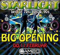 Starlight - Big Opening
