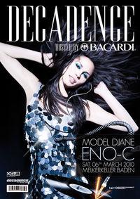 Decadence feat. Model-DJane ENO-C@Melkerkeller Baden