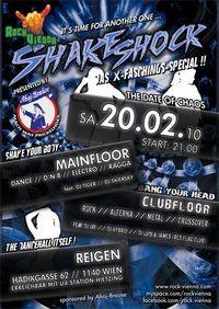 Shakeshock: X-Faschings-Special@Reigen