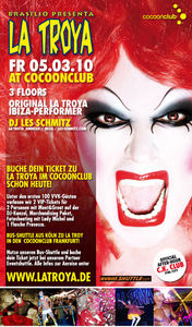 La Troya@Cocoon Club
