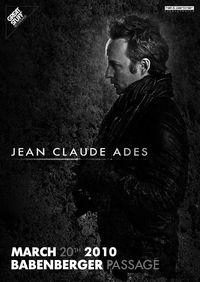 Jean Claude Ades@Babenberger Passage