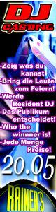 DJ Casting@Rainers