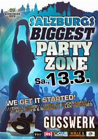 Salzburgs Biggest Partyzone