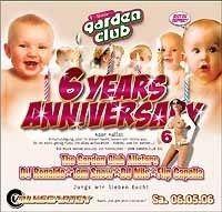 Garden Club 6 Years ANNIVERSARY