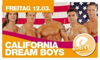 California Dream Boys!@Evers