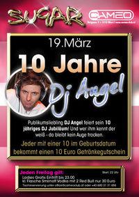 Sugar - 10 Jahre Dj Angel