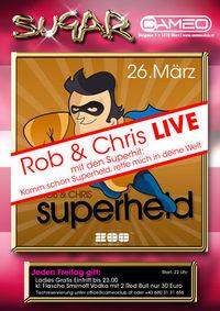 Sugar - Rob & Chris LIVE
