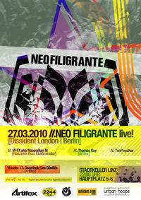 Neo Filigrante Live@Stadtkeller
