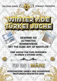 Winter ade - Türkei juche