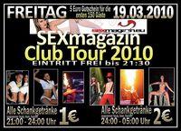 Sexmagazin Club Tour@Excalibur