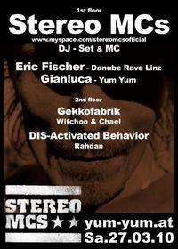Stereo MCs@Yum Yum - Club