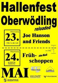 Frühshoppen@Hallenfest Oberwödling