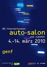 80. Internationaler Automobil-Salon@Salon International De L'Auto