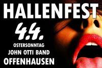 Hallenfest Offenhausen@Veranstaltungshalle Sägewerk