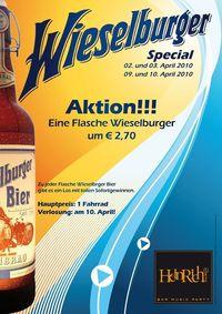 Wieselburger Spezial@Club Heinrichs Tanzbar