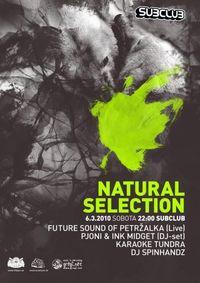 Natural Selection@Subclub