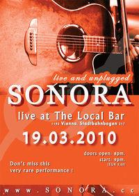 Sonora Live@local
