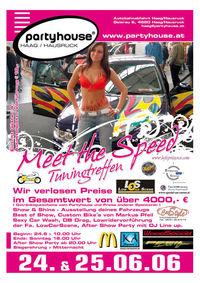 Meet the Speed - Tuningtreffen