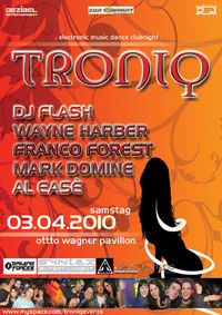 Troniq (Willkommen Frühling)@Club U