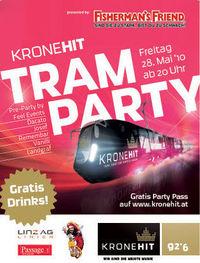 Kronehit Tram Party@Taubenmarkt