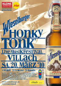 Honky Tonk Festival@Villach
