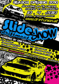 Slide Show driftmeet Season Opening 2010@PS Racing Center Greinbach