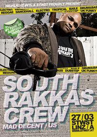 South Rakkas Crew (US)@Stadtwerkstatt