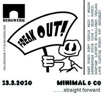 Freak Out! club Bergwerk@Bergwerk