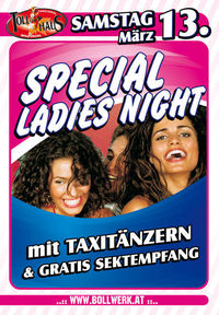 Special Ladies Night@Tollhaus Wolfsberg