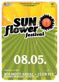 SUNFLOWER festival *** 08. mai 2010