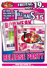 CD Release Party@Tollhaus Wolfsberg