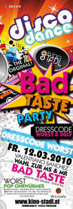 Bad Taste Party - Die Party mit Style!!
