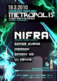 Metropolis 2@Element Music Club