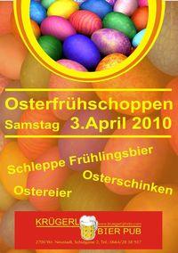 Osterfrühschoppen@Bierpub Krügerl