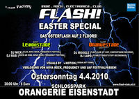 Flash! Easter Special@Orangerie