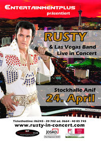 Rusty & Las Vegas Band - Live in Concert@Stockhalle Anif