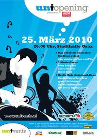 Uni-Opening präsentiert von der Kleinen Zeitung@Stadthalle Graz
