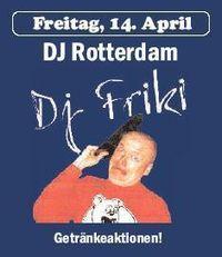 DJ Friki aka Rotti@Monkey Dancing