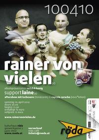 Rainer von Vielen@KV Röda
