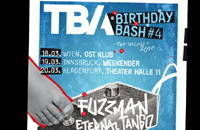 TBA Birthday Bash 2010@Weekender Club