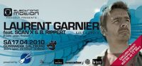 Electronic Motion pres. Laurent Garnier