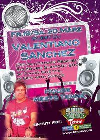 Valentiano Sanchez@Hohenhaus Tenne