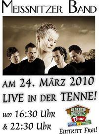 Meissnitzer Band@Hohenhaus Tenne