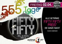 555 Tage  Fifty Fifty