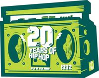 20 Years Of HipHop - 1992! @Loft 16