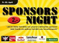 Sponsors Night