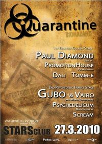 Quarantine@Stars Club