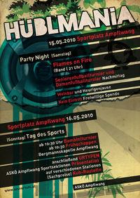 Hüblmania - Tag des Sports@Sportplatz