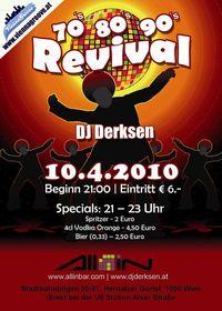 70´s - 80´s - 90´s Revival@All iN